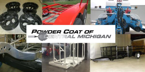 Powder Coat of Central Michigan Ithaca, Michigan
